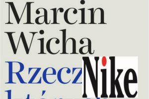 Marcin Wicha laureatem Nike 2018  [fot. NIKE]