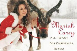 Mariah Carey pobiła rekord Spotify piosenką z 1984 roku [fot. Mariah Carey]