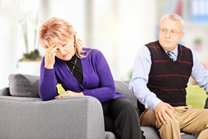 Masz problemy z nadwagą? To może być wina kłopotów w małżeństwie [© Ljupco Smokovski - Fotolia.com]