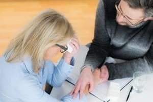 Masz problemy z wag�? To pewnie przez stres m�a lub �ony [Para, © Picture-Factory - Fotolia.com]