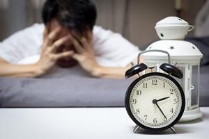 Masz problemy ze snem? W późniejszych latach grozi ci też astma [© princeoflove - Fotolia.com]