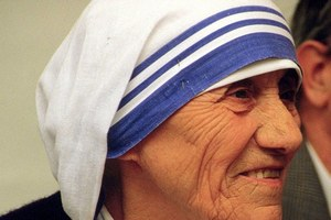 Matka Teresa z Kalkuty zostanie świętą [Matka Teresa, fot. Túrelio, CC BY-SA 2.0, Wikimedia Commons]