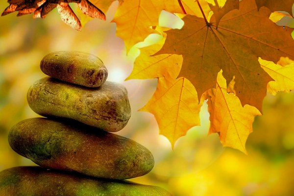 Medytacja i terapia behawioralna poznawcza skutecznie osłabiają ból [fot. Gerd Altmann z Pixabay]
