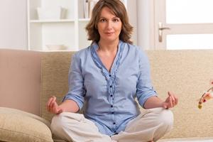 Medytacja uważności łagodzi stres [© Monika Wisniewska - Fotolia.com]