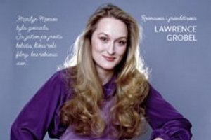Meryl Streep o sobie. W książce [fot. Axix Mundi]