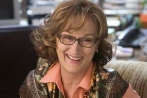 Meryl Streep ze Złotym Globem za całokształt twórczości [Meryl Streep fot. Monolith]