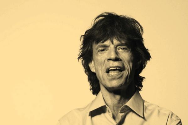 Mick Jagger już wyszedł ze szpitala [Mick Jagger fot. Universal Music Polska]