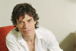 Mick Jagger fot. Virgin