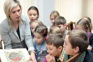 fot. Jak odnaleźć własne korzenie - w Archwium Państwowych w Olsztynie, fot. A. Kułyk