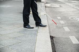 Międzynarodowy Dzień Osób Niewidomych  [©  Andrey Popov - Fotolia.com]