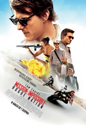 fot. Mission: Impossible - Rogue Nation