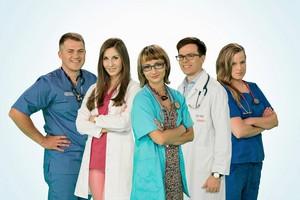 Młodzi lekarze w serialu telewizyjnym. Już od stycznia [fot. TVP.pl]