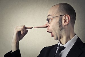 Mów prawdę! Kłamstwa zabierają ci zdrowie [© olly - Fotolia.com]