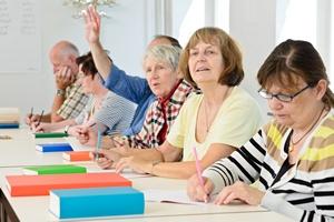 Mózg chce się uczyć. W każdym wieku! [© Claudia Paulussen - Fotolia.com]