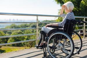 NIK sprawdzi sytuację osób starszych i niepełnosprawnych [Fot. Viacheslav Iakobchuk - Fotolia.com]