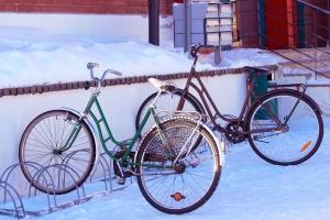 Na przekór złej pogodzie. Mity o jeździe na rowerze zimą [Fot. R.Babakin - Fotolia.com]