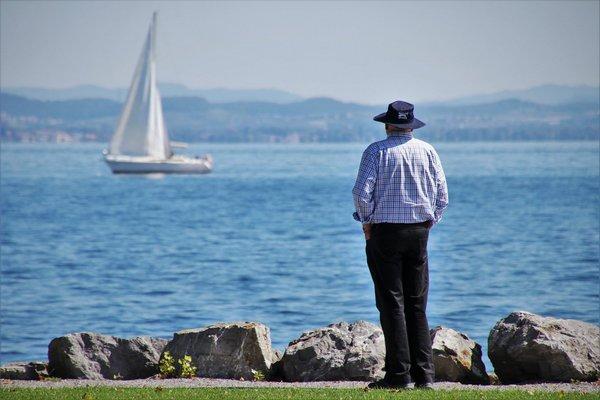 Na starość życie jest... lepsze - jak wzmacniać pozytywne emocje [fot. pasja1000 z Pixabay]