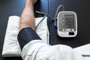 Nadciśnienie może skutkować chorobami serca, mózgu i nerek  [Fot. angellodeco - Fotolia.com]