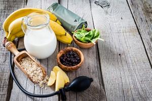 Nadciśnienie tętnicze a dieta [Dieta w nadciśnieniu, © anaumenko - Fotolia.com]