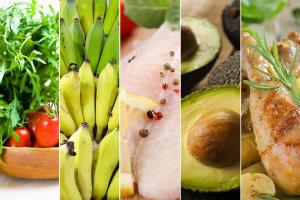 Nadciśnienie zwalczysz stosując dietę bogatą w potas [fot. collage Senior.pl]