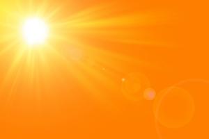 Nadmierna ekspozycja promieniowanie słoneczne - plaster pomoże to określić [Fot. oraziopuccio - Fotolia.com]