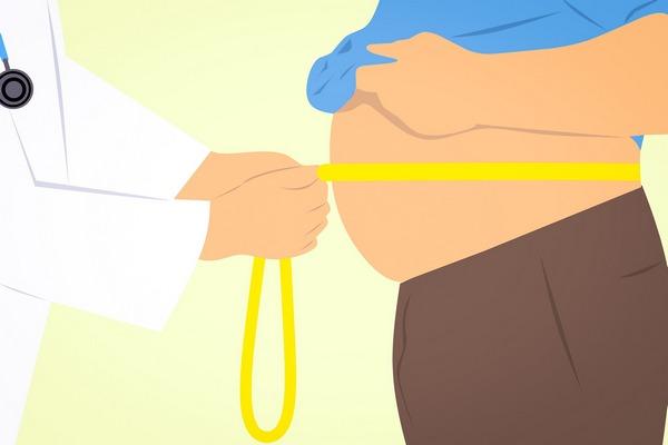 Nadwaga sama w sobie przynosi różne dolegliwości [fot. mohamed Hassan z Pixabay]