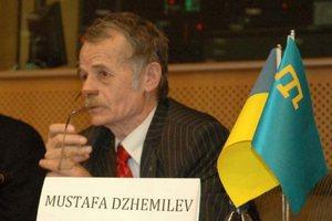 Nagroda Solidarności dla Mustafy Dżemilewa [Mustafa Dżemilew, fot.  maidan.org.ua, GDFL, Wikimedia Commons]