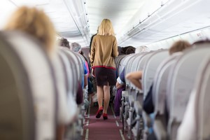 Najbardziej zaskakuj�ce przepisy obowi�zuj�ce podczas podr�y lotniczych [© kasto - Fotolia.com]