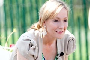 J. K. Rowling, fot. Daniel Ogren, CC BY 2.0, Wikimedia Commons