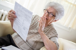 """Najlepszą """"pamięć"""" do rachunków mają seniorzy [Fot. Bojan - Fotolia.com]"""