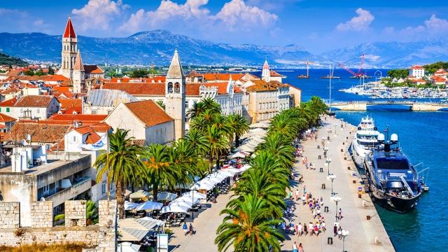 Najlepsze wycieczki objazdowe po Chorwacji