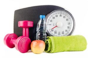 Najlepszy sposób na schudnięcie? Odpowiednia dieta i ruch [© Picture-Factory - Fotolia.com]