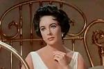 Elizabeth Taylor, fot. z filmu Kotka na gorącym blaszanym dachu