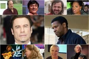 Najsłynniejsze gwiazdy, które w 2014 roku skończą 60 lat [fot. collage Senior.pl]
