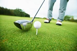 Najstarszy golfista na świecie ma 100 lat [© Yuri Arcurs - Fotolia.com]