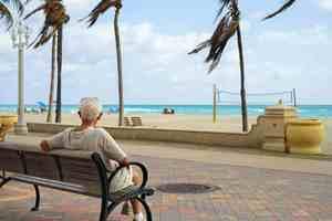 Najszybciej rosnąca społeczność - emeryci na Florydzie [© Fotoluminate LLC - Fotolia.com]