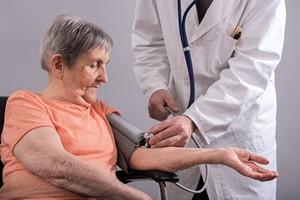 Najzdrowszy poziom ciśnienia - gdy skurczowe nie przekracza 120 mmHG [© thodonal - Fotolia.com]