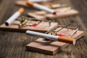 Nałóg nikotynowy - globalny zabójca  [© Grafvision - Fotolia.com]
