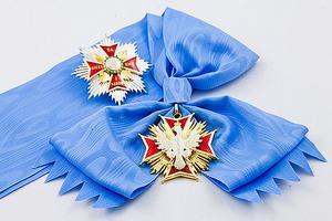 Narodowe Święto Niepodległości: Ordery Orła Białego przyznane pośmiertnie 25 wybitnym Polakom [Order Orła Białego, fot. Prezydent.pl]