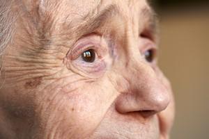 Narząd wzroku na emeryturze [© pbombaert - Fotolia.com, Oczy]