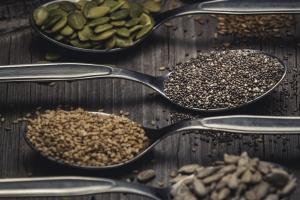 Nasiona w menu - niepozorny sekret zdrowia i smaku [Fot. aitormmfoto - Fotolia.com]