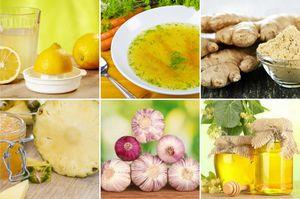 Naturalne leki na kaszel [fot. collage Senior.pl]