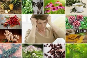 Naturalne sposoby na ból [fot. collage Senior.pl]
