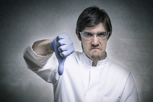 Nie bądź cynikiem. W przeciwnym wypadku grozi ci demencja [© DDRockstar - Fotolia.com]
