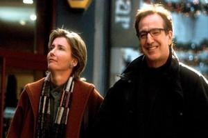 """Nie będzie Alana Rickmana ani Emmy Thompson w minisequelu """"To właśnie miłość"""" [fot. Love Actually]"""