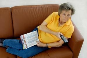 Nie oglądaj zbyt długo seriali - to prowadzi do samotności i depresji [© Alterfalter - Fotolia.com]