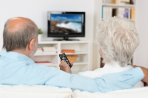 Nie oglądaj zbyt długo telewizji. Inaczej grozi ci niepełnosprawność [Fot. contrastwerkstatt - Fotolia.com]