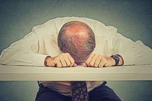 Nie stresuj się, bo zachorujesz na chorobę Alzheimera [© pathdoc - Fotolia.com]