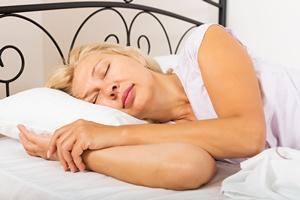 Nie sypiaj zbyt długo - może grozić ci udar [© JackF - Fotolia.com]