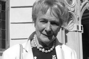 Nie żyje Olga Krzyżanowska  [Olga Krzyżanowska, fot. Artur Andrzej, CC BY-SA 4.0, Wikimedia Commons]